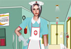 Peppy Nurse Dressup