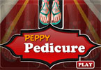 peppy pedicure