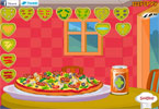 Peppy Pizza Decor