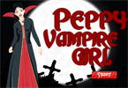 Peppy Vampire Girl