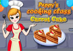 Peppy's Cooking Class - Carrot Cake