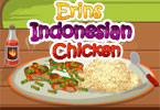Peppy's Cooking Class - Erins Indonesian Chicken