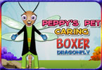 Peppy's Pet Caring - Boxer Dragonfly