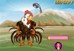 Peppy's Pet Caring - Rooster