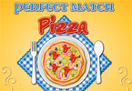 perfecte match pizza