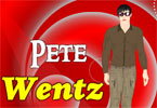 Pete Wentz Dress Up Game