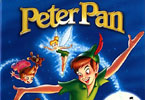 peter pan - geheugen tegels