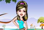 Picnic Teen Girl Dressup