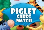 Piglet Cards Match