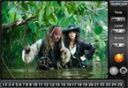 Pirates of the Caribbean 4 Zoek de nummers