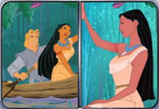 similitudes Pocahontas