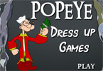 Popeye Kleiden Spiele