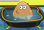 Pou Bathing 1