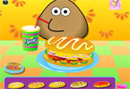 pou Kochen Hot Dog