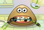 Pou Tooth Problems