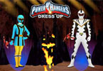 Power Rangers Click Dress Up