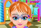 Pretty Baby Anna Face Art