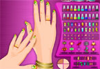 Pretty Nails jeu de fille