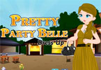 Pretty Party Belle Dress Up