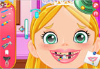 Princess at the Crazy Dentist
