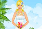 Private Island Wedding Dress Up