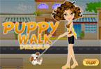 Puppy Walk Dressup