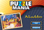 Puzzle Mania Aladdin