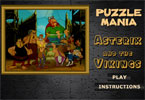 Fix The Puzzle Asterix and the Vikings