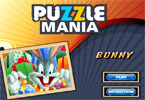 Puzzle Mania Bunny