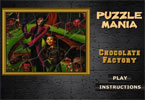 Puzzle Mania Chocolate Factory