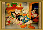 Fix The Puzzle Donald Duck