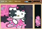 Puzzle Mania Hello Kitty