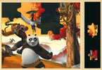 Puzzle Mania Kung Fu Panda 2