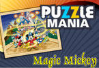 Puzzle Mania Magie mickey