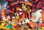 Puzzle Mania mickey trsor