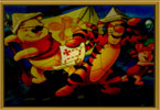 Puzzle Mania Pooh and Friends