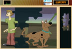 Puzzle Mania Shaggy und Scooby doo