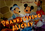 Puzzle Manie de Thanksgiving Mickey