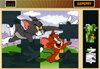 Puzzle Mania tom en jerry