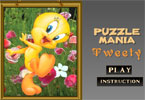 Fix The Puzzle Tweety