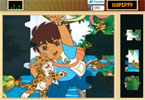 Puzzle Mania wolf pup Rettung
