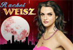 Rachel Weisz celebrity make-over