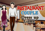 Restaurant Couple Dress Up Game