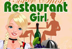 Restaurant Girl Dress Up