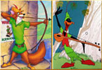 similitudes Robin Hood