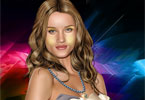Rosie Huntington Whiteley Makeover