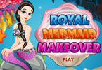 Royal Mermaid Makeover