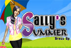 sally Sommer dress up