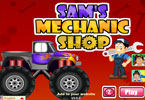 sam Mechaniker-Shop