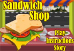 Magasin de sandwich